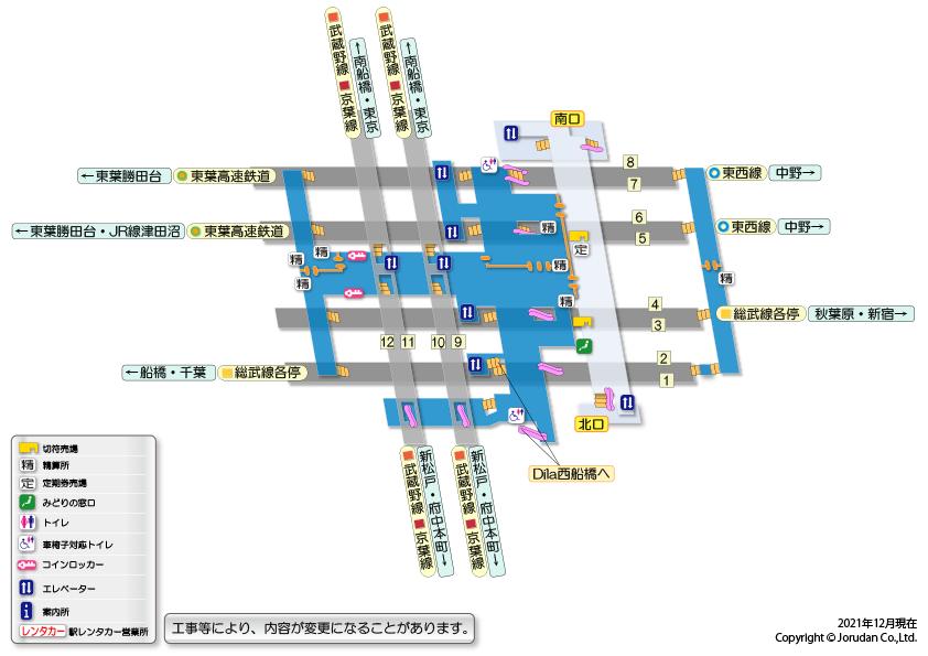 JR外房線(千葉−安房鴨川)の路線図・停車駅 - 駅探