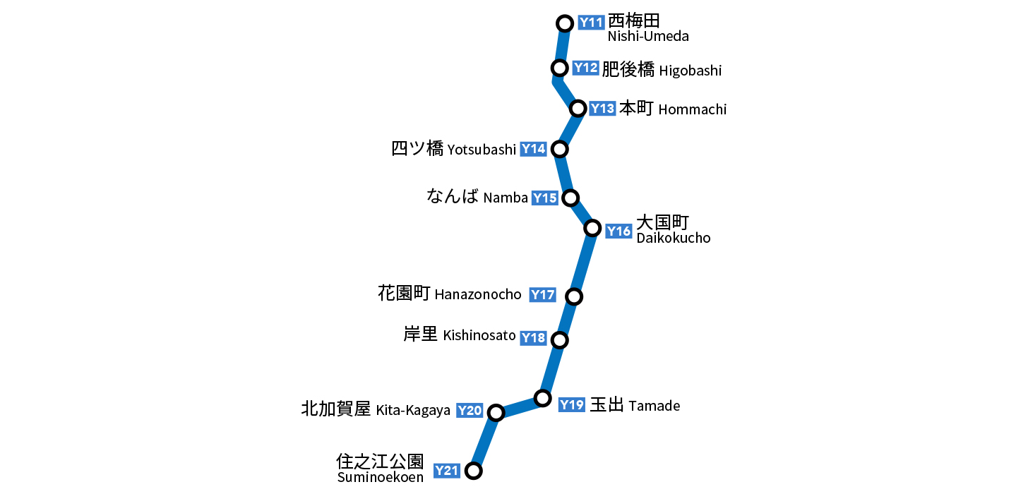 バス 時刻 表 大阪 メトロ